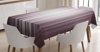 Futuristic Computer Art Tablecloth