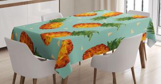Vintage Beach Summer Tablecloth