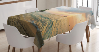 Tropic Botanic Forest Tablecloth