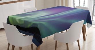 Solar Sky Stars Tablecloth