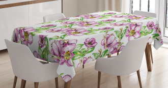 Grunge Effects Universe Tablecloth