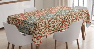 Ethnic Arabic Motifs Tablecloth