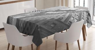 Sky in Manhattan Tablecloth