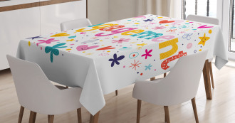 Engagement Party Tablecloth