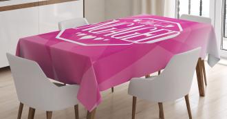 Party Celebration Tablecloth
