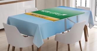 New Life Concept Tablecloth