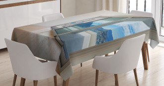 Penthouse Terrace Tablecloth