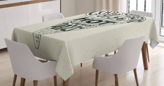 Cool Ice Cream Tablecloth