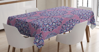 Oriental Lines Tablecloth