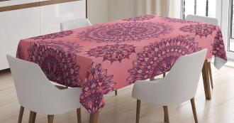 Ancient Bohemian Tablecloth