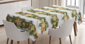 Classic Garland Tablecloth