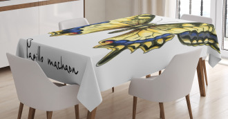Watercolors Tablecloth