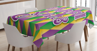 Stylized Classical Tablecloth