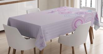 Absurd Summer Animal Tablecloth