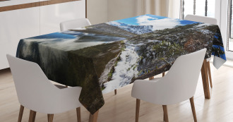 Tranquil National Park Tablecloth