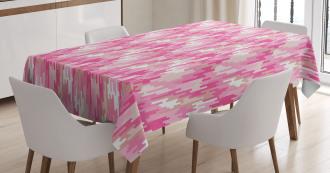 Ornate Vibrant Art Tablecloth