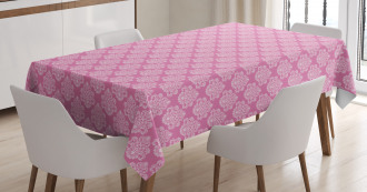 Middle Eastern Blossom Tablecloth