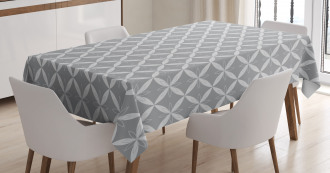 Japanese Lotus Art Tablecloth
