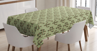 Mexican Inspired Flora Tablecloth