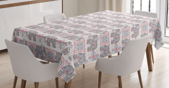 Boho Mexican Retro Tablecloth
