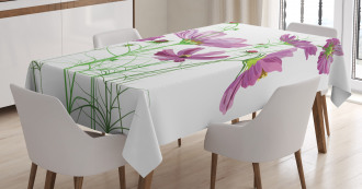 Spring Foliage Tablecloth