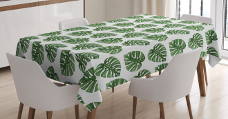 Palm Leaves Nature Tablecloth