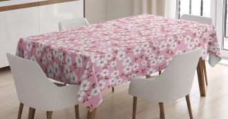 Cheery Blooms Tablecloth