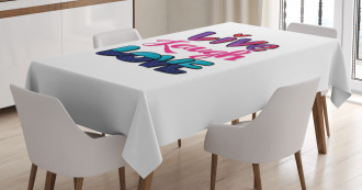 Vintage Designs Tablecloth