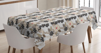 Nostalgic Blooms Tablecloth