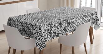 Classic Motifs Tablecloth