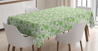 Hydrangea Butterfly Tablecloth