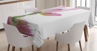 Lotus in Water Tablecloth