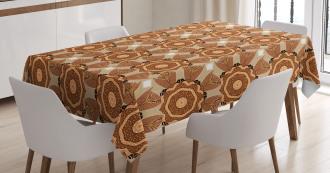 Ottoman Floral Tablecloth