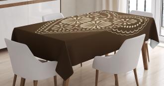 Romantic Heart Pattern Tablecloth