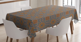 Traditional Arabic Tablecloth