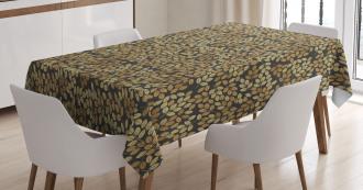 Fall Foliage Melancholy Tablecloth