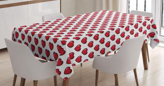 Valentine's Day Design Tablecloth