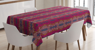 Swirls and Spirals Tablecloth