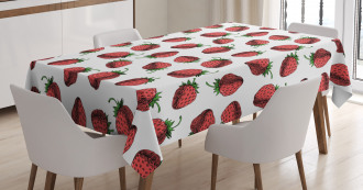 Fresh Fruits Tablecloth