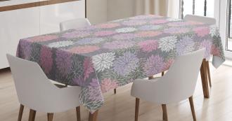 Botanical Blossom Tablecloth