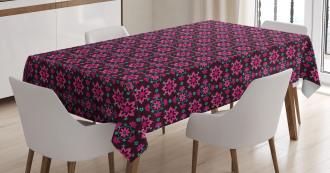 Boho Botany Foliage Tablecloth
