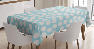 Doodle Spotty for Boys Tablecloth
