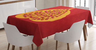 Artistic Bodhi Tree Yoga Tablecloth