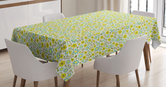 Blossoming Spring Tablecloth