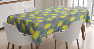 Monstera Deliciosa Leaf Tablecloth