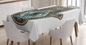 Sacred All Seeing Eye Tablecloth