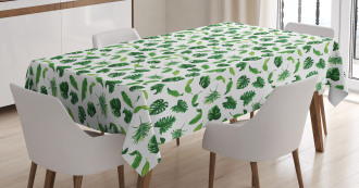 Diversified Trees Tablecloth
