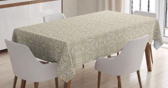 Negative Exposure Tablecloth