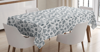 Florida Fighting Conch Tablecloth