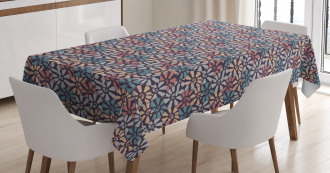 Conch and Kings Crown Tablecloth